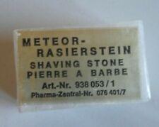 Vintage * Retro Meteor Rasierstein Pierre a Barbe (6 stück )