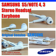 GENUINE SAMSUNG Stereo headphone earphone handsfree Note S3 S4 S5 S6 S7 Galaxy 8