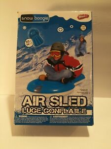 Wham-o Inflatable Sled Air Sled Snow Boogie Blue