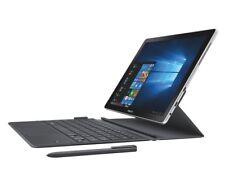 """Samsung Galaxy Book 12.0"""" SM-W720 intel i5-7th gen. 128GB WiFi Windows 10- Black"""