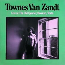 Townes Van Zandt - Live at the Old Quarter, Houston, Texas 2 LP NEW