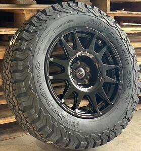 "EVO Corse DakarZero Land Rover Defender 2020 18"" Alloy Wheels & BFG Tyres x5"