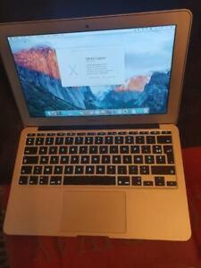"""MacBook Air 11,1""""  2011(64Go SSD, Intel Core i5 , 2Go)"""