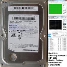 HD SAMSUNG HD322HJ 320GB 7200rpm 16M 3,5'' SATA II