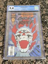 GHOST RIDER V2#50 CGC 9.4 - COLLECTOR'S EDITION - DIE-CUT RED FOIL!