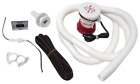New Attwood Corporation 4614-7 5ft Hose with Clamps Bilge Pump Installation Kit photo
