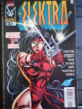 ELEKTRA n°1 1996 ed. Marvel Comics  [SA6]