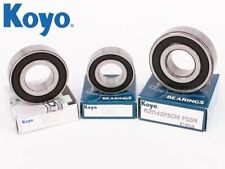 Kawasaki KL650 A (KLR) 1987 - 2007 Koyo Rear Wheel Bearing & Seal Kit