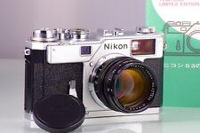 Rangefinder Nikon S3 Year 2000 Limited Edition + Nippon Kogaku NIKKOR-S.C 1.4 50