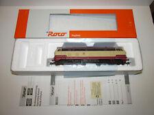 Roco 59460 Scale H0 Playtime Diesel With Bn 218 217-8 DB Original Package