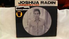 Joshua Radin Underwater 2012 Mom + Pop                                    cd2667