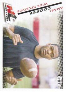 2015 SAGE HIT Football #68 Amari Cooper NL Alabama Crimson Tide