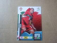 Carte adrenalyn panini - Euro 2012 - Portugal - Pepe