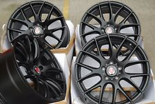 "ALLOY WHEELS X 4 18"" MB CS LITE FOR LEXUS GS IS LS RC RX MODELS MAZDA 5 6"
