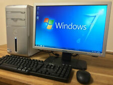 "Dell Inspiron 530 Desktop Computer with 19"" LCD display monitor (Brand New)"