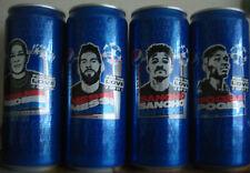 Football Players Pepsi Set 2021 Poland  empty cans