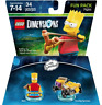 Lego NEW Dimensions The Simpsons Bart Gravity Sprint Fun Pack 71211 SEALED