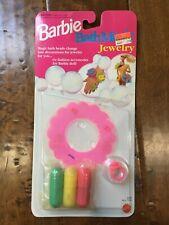 Barbie Bath Magic Jewelry by Mattel No. 2088 from 1992