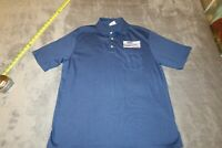 Tampa Bay Buccaneers VINTAGE TAMPA BAY STADIUM POLO SHIRT SIZE L EUC MADE IN USA