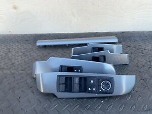 ✔LEXUS 14-19 IS250 F-SPORT DOOR SWITCHES WINDOW POWER CONTROL SWITCH TRIM OEM