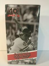 2017 NASHVILLE SOUNDS BUCK SHOWALTER SGA BOBBLEHEAD YANKEES RANGERS ~ NIB