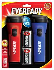 Eveready EVEL152S Flashlight, 2-Pack