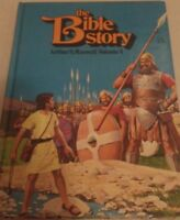 The Bible Story Book by Arthur S Maxwell Volume 4 Hardcover 1975 Great Condition