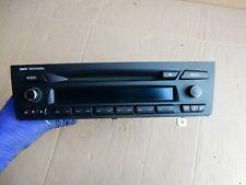 BMW 3 SERIES E90/E91/E92/E93 PROFESSIONAL RADIO/CD HEAD UNIT 65129187108 40#165