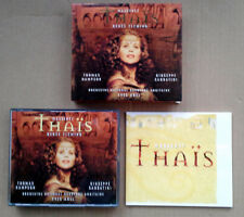 MASSENET / THAIS - DECCA / LONDON - (2) CD SET, SLIP COVER, 82 PAGE BOOKLET