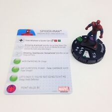 Heroclix Civil War OP set Spider-Man #013 Uncommon figure w/card!