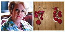 TRUE BLOOD MAXINE Hoyt's Mom BEAD EARRINGS Screen Used Production Wardrobe Prop