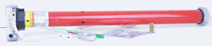 Neco Tubular Motor for Roller Shutters 60Nm with Manual Override
