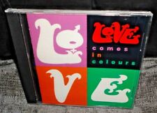 LOVE - Comes In Colours (CD, 2002) FAST & FREE