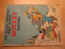 Les Belles Histoires de Walt Disney N°57, 1953, Mickey postier.