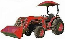 ROPS RED Case Int. Tractor Umbrella Canopy & Canvas Cover Canvas - Not OEM