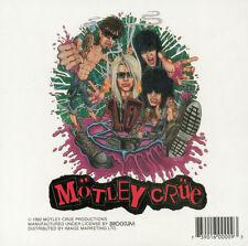 MOTLEY CRUE - 10 - STICKER/DECAL - BRAND NEW VINTAGE - MUSIC BAND 043