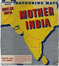 Mother India 1927 Katherine Mayo HCDJ Sex Life / Child Marriages / Photos