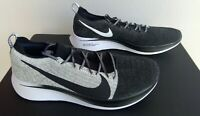 Nike Zoom Fly Flyknit Mens Size 10.5 Shoes BV6103 001 Oreo Black White
