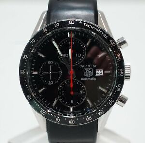 TAG Heuer Carrera Automatic Chronograph Stainless Steel Calibre 16 CV2014-0