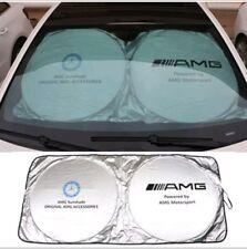 All models AMG Mercedes Benz Windshield Sunshade .... Parasol. 150 x 70 cm