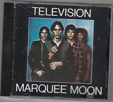 TELEVISION - marquee moon CD