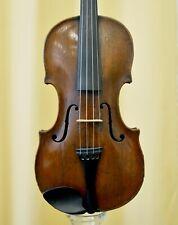 Alte deutsche Geige .... old fine German violin about 1780 ...