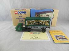 Corgi Classics 97916 Scammell Scarab 10th Anniversary Corgi Collector Club 84-94