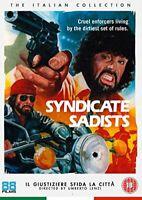 Syndicate Sadists [DVD][Region 2]
