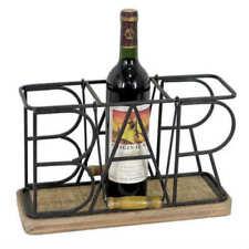 Foreside 3 Bottle Bar Wine Caddy