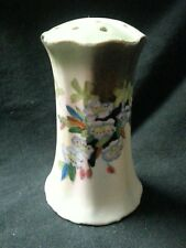 VINTAGE HAT PIN HOLDER Porcelain Floral Hand Painted Design Gold Trim Lots Color
