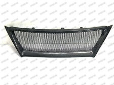 Carbon Fiber Front Mesh Grill Grille for 2012-2013 Lexus IS250 IS350 Type A