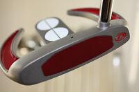 """New BIG 34"""" Golf Club Iron Putter Men 3 Ball Sabertooth"""