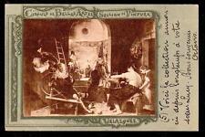 1903 Circulo de Bellas Artes Seccion de Pintura Velaquez museum Spain postcard