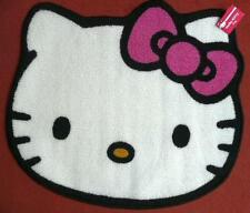 Hello Kitty Dormitorio Alfombra Mat Alfombra cabeza en forma Nueva